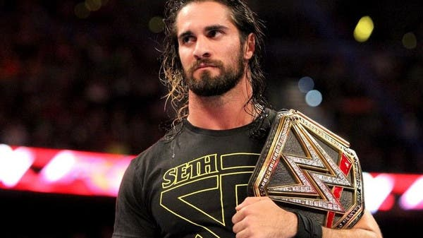 Seth Rollins talks entry into WWE World Cup at Saudi Arabia's ...