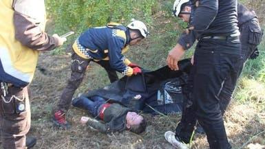 فصول الموت السوري مستمرة.. جثة طفل حاول وأمه دخول تركيا