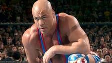 Hall of Famer Kurt Angle talks return for Saudi Arabia's WWE Crown Jewel