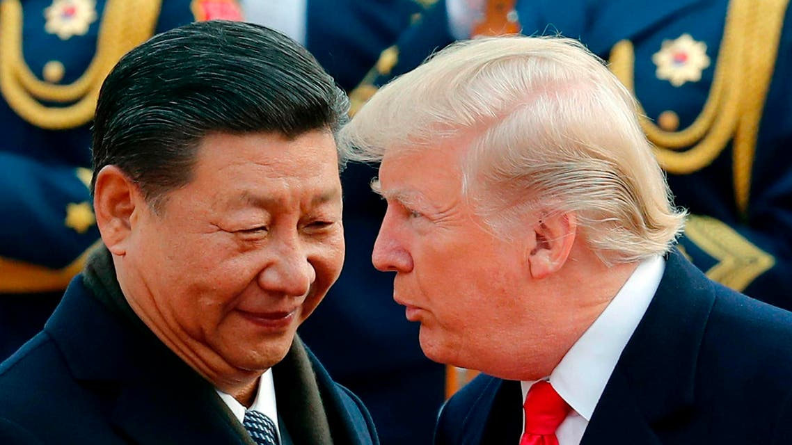 Chinese President Xi Jinping and US President Donald Trump (File Photo: AP)