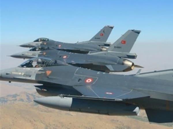 """تركيا تقصف 6 من """"العمال الكردستاني"""" شمالي العراق"""