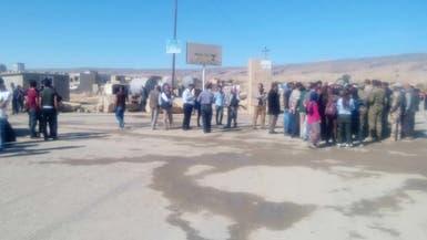 العراق.. احتجاجات بسنجار رافضة لعودة إدارة القضاء