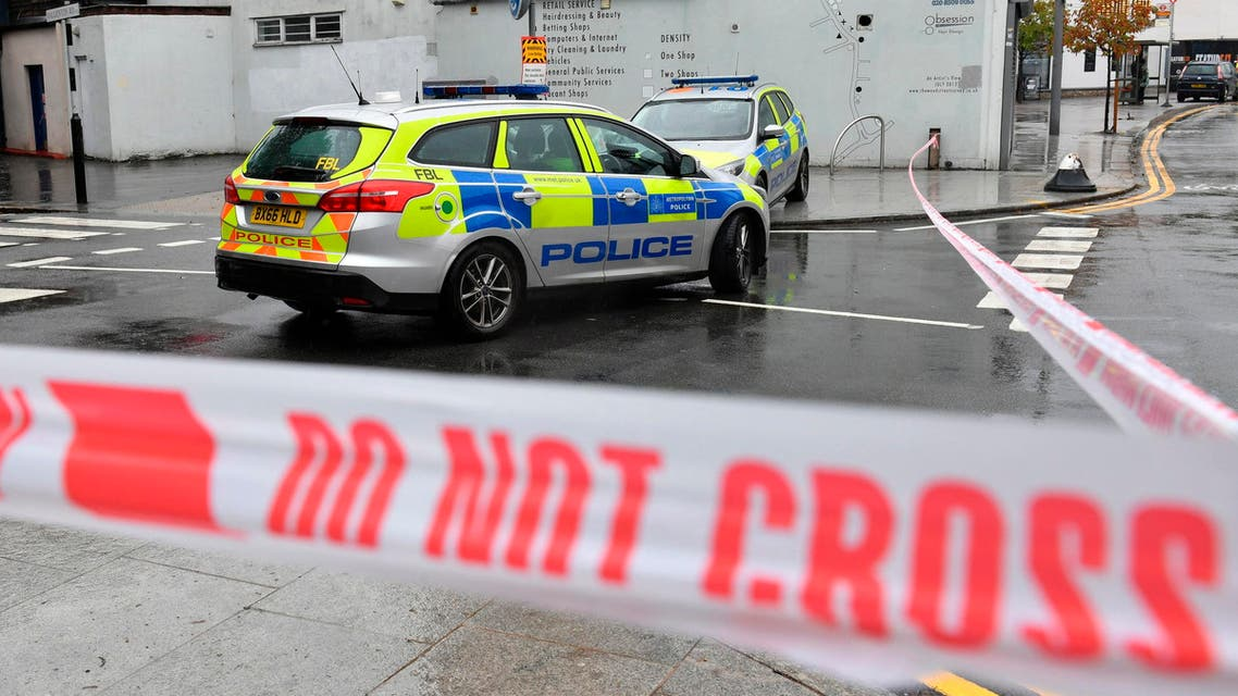 london crime scene (File Photo: AP)