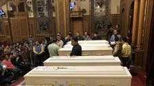 IN PICTURES: Egypt's Minya holds funeral for victims of ISIS terror attack