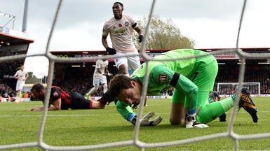 راشفورد يحرز هدفاً متأخراً ويصعد بيونايتد إلى السادس