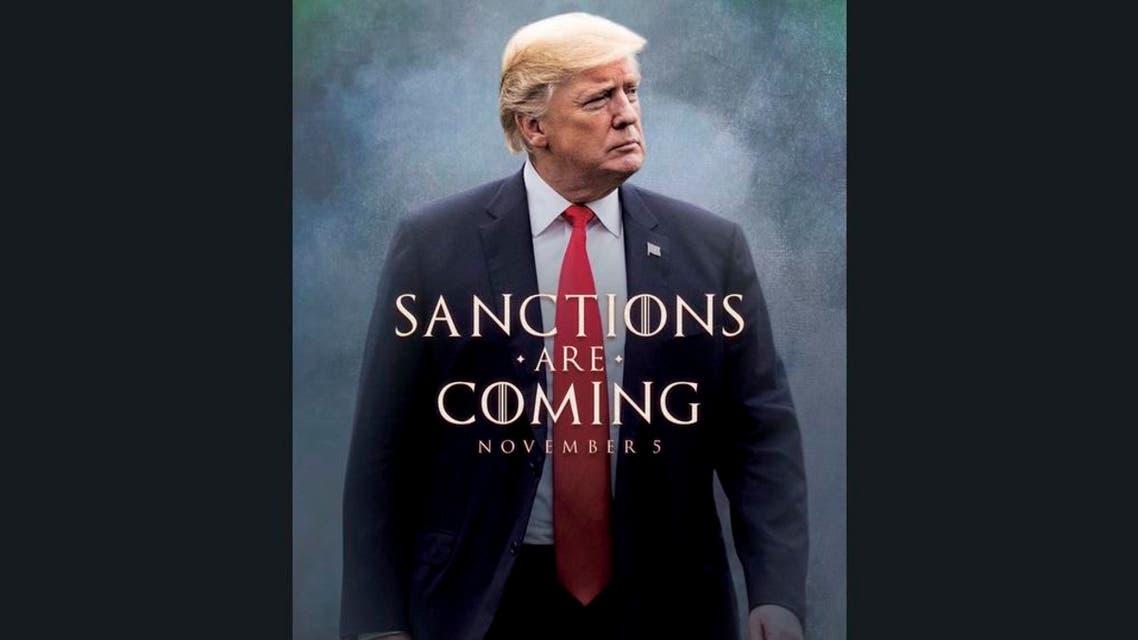 Trump Tweet GoT HBO (AP)