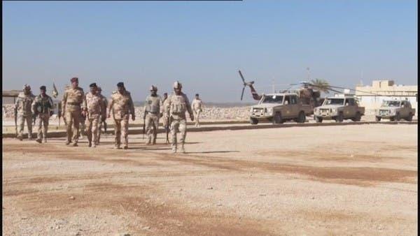 حريق امتد من سوريا إلى العراق.. والدفاع المدني يسيطر