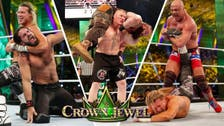 WATCH: Highlights of an action-packed WWE Crown Jewel in Saudi Arabia