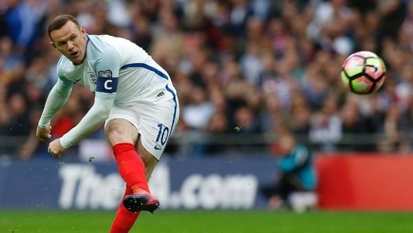 روني يعود لقيادة المنتخب الإنجليزي أمام أميركا