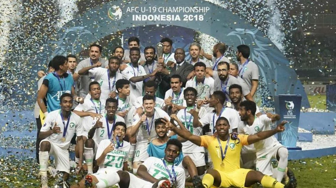 Saudi champion AFC Indonesia (AFC)