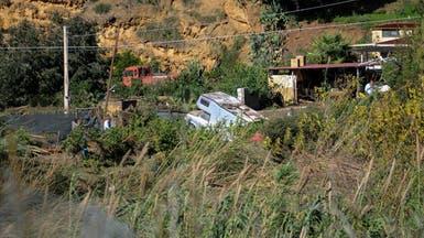 مقتل 9 غرقاً في فيلا بعد هطول أمطار غزيرة جنوب إيطاليا