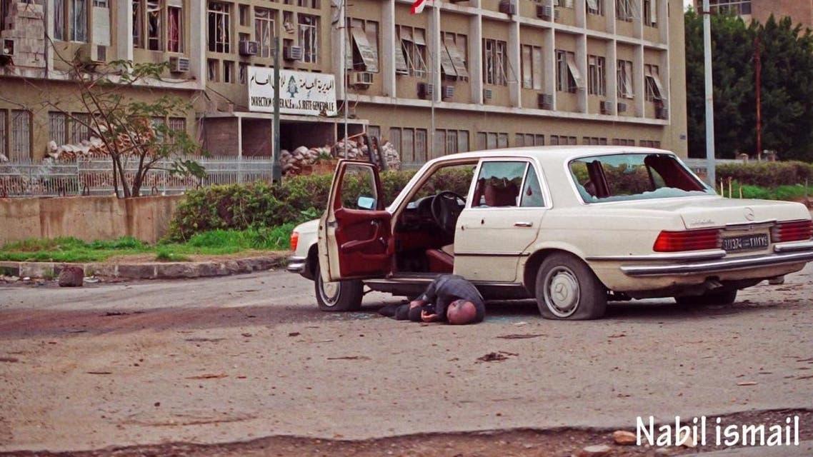 Lebanese civil war death mystery. (Supplied)