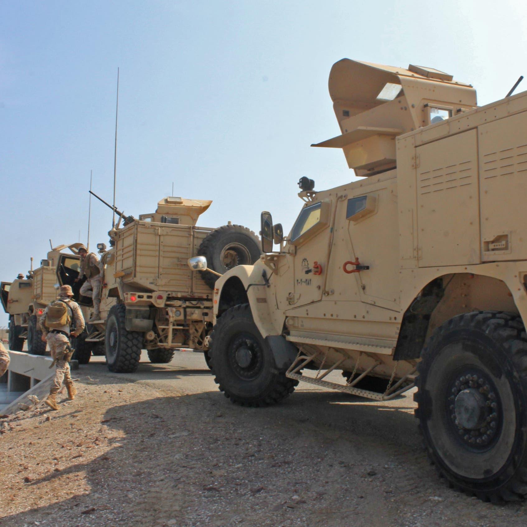 عملية وشيكة للجيش اليمني والتحالف لفك حصار حجور