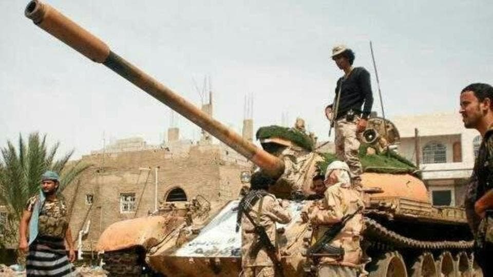 ارتش یمن در الحدیده