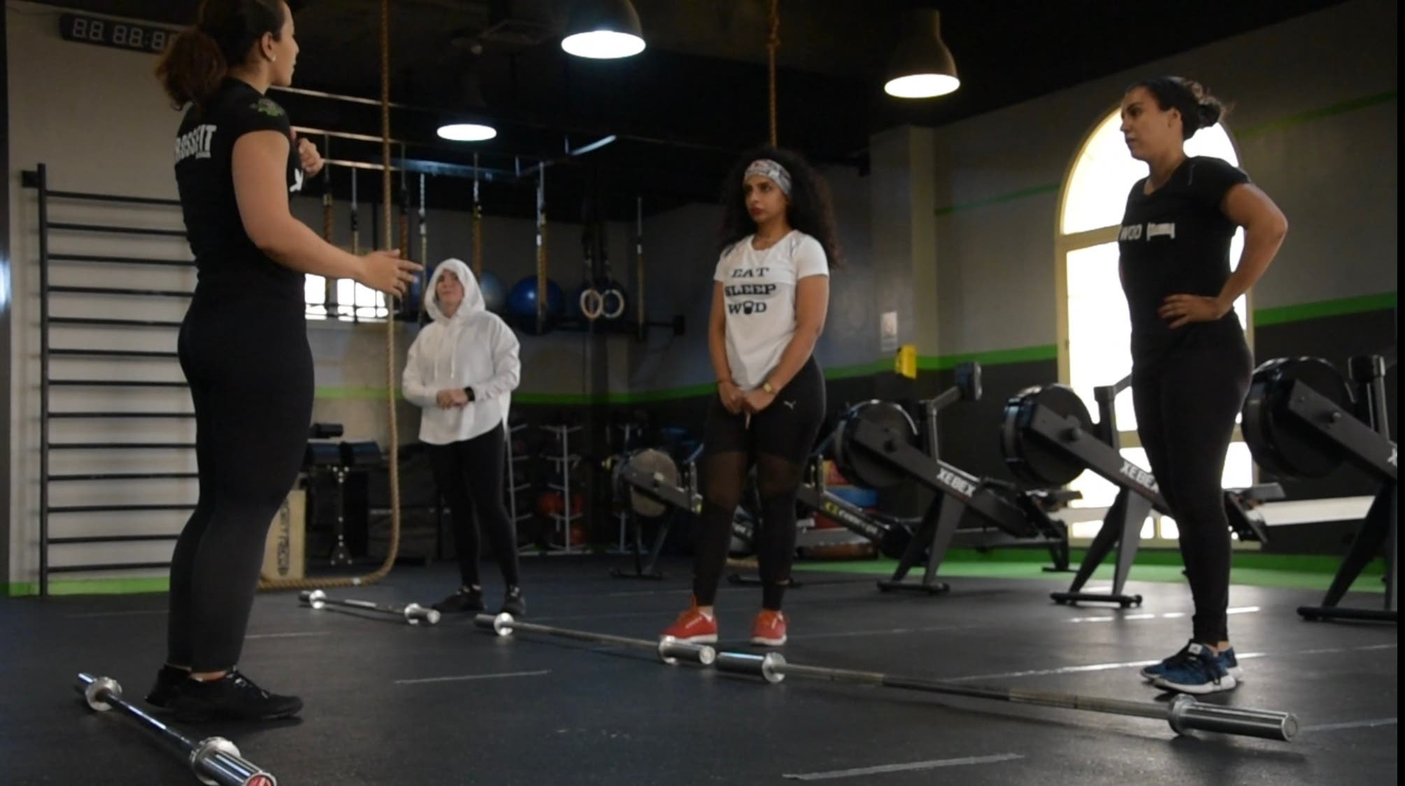 Watch Saudi Arabia S First Crossfit Community Of Women Al Arabiya English Following these amazing crossfit women on instagram should do the trick. saudi arabia s first crossfit community