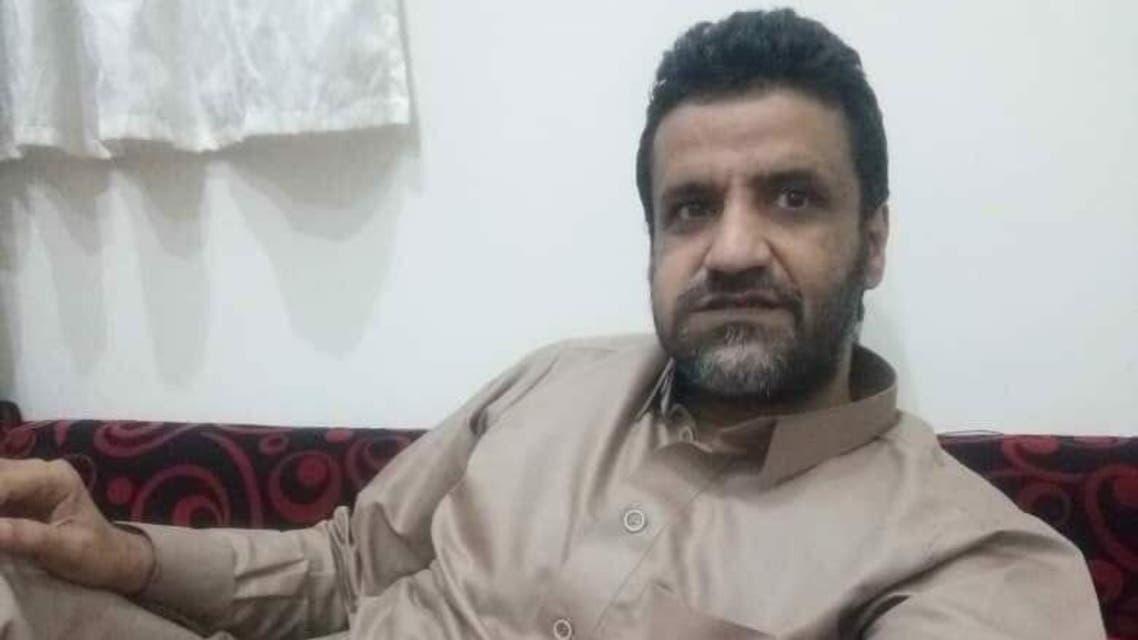 القيادي الحوثي عبدالله المحطوري