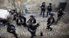 اسرائیلی فوج کی یروشلیم میں فلسطینی گورنر کے دفتر پر چھاپا مار کارروائی