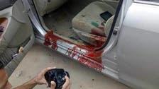 بالصور.. نجاة مسؤول أمني كبير من محاولة اغتيال في ليبيا