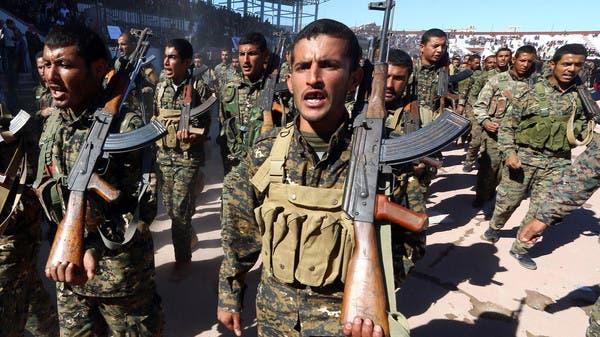 عناصر من قوات سوريا الديمقراطية في الرقة (أرشيفية)