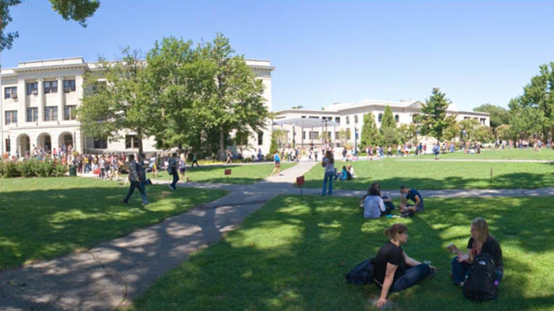 طلاب جامعات أميركية