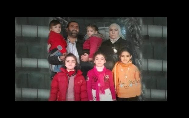 Rania al-Abbasi has been detained by Assad forces since 2013 and her fate ever since been unknown.