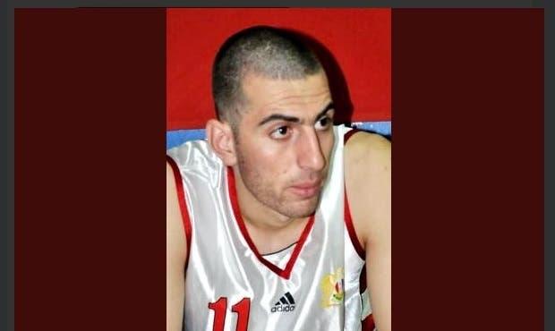 سامح سرور كابتن منتخب سوريا لكرة السلة