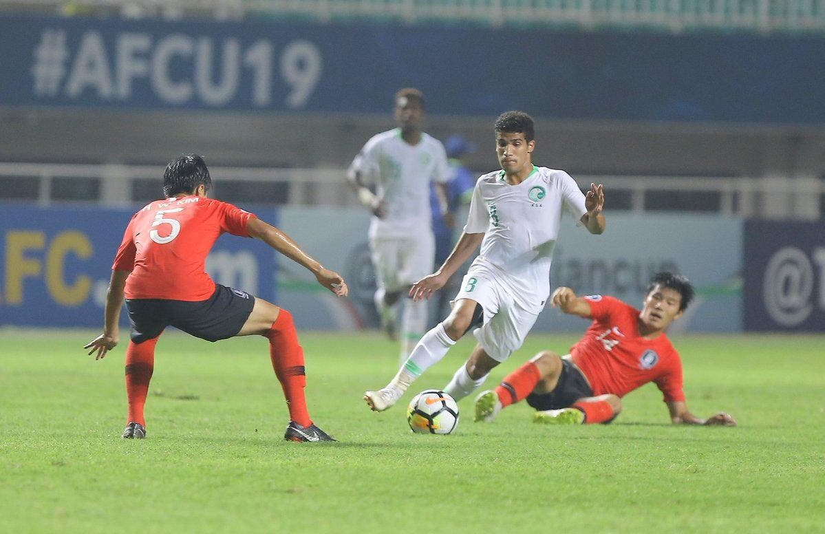 Saudi U19 South Korea (AFC)