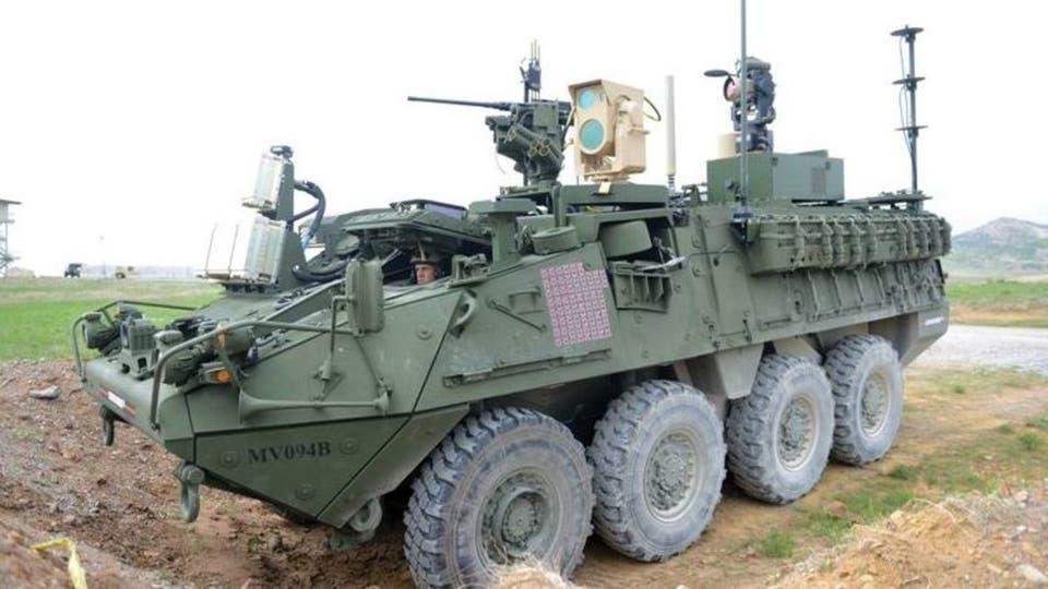 أول أسلحة ليزر للجيش الأميركي تسقط الطائرات والدرون  00b1aba3-d96e-44c0-92d2-ed5965551301_16x9_1200x676
