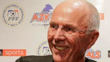 Sven-Goran Eriksson is at the helm of another national team
