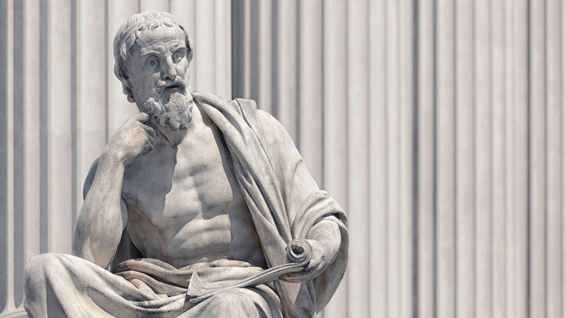 أحد أقدم مؤرخي العالم هيرودوتس