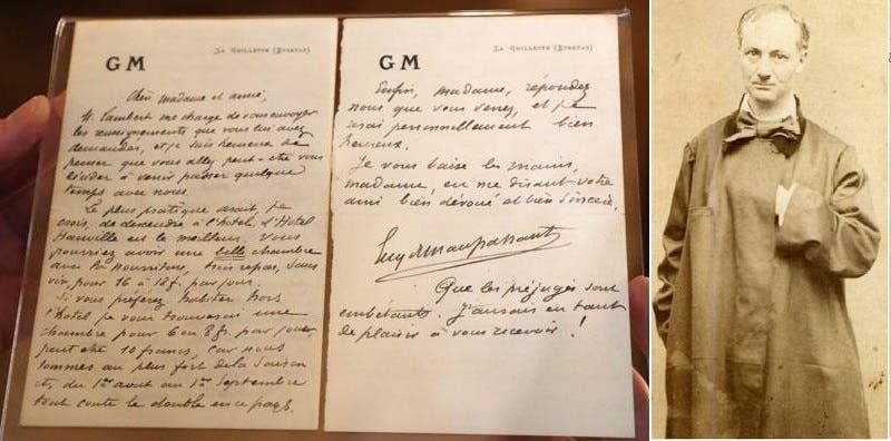 بودلير ورسالته التي كتبها وبقي بعدها 22 سنة على قيد الحياة
