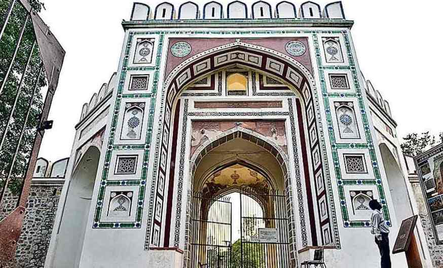 Arab Ki Sarai now sports a fresh look having retained the old elements. (Supplied)