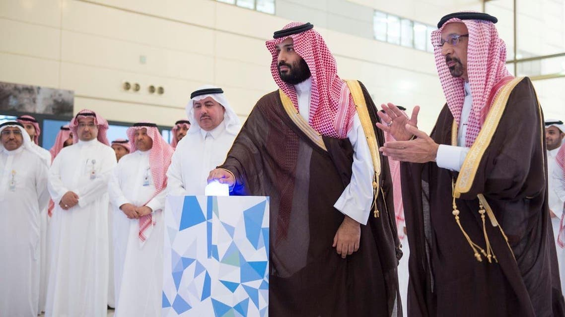 Saudi Crown Prince sets foundation stone for first nuclear research reactor