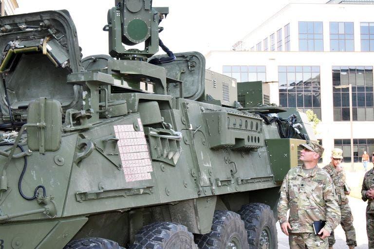 أول أسلحة ليزر للجيش الأميركي تسقط الطائرات والدرون  Dada1b2e-d7b0-489e-9327-e39f747a8682