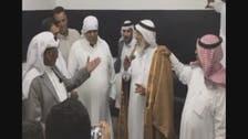 شاهد كيف فاجأت وكرمت أسرة سعودية مصريا عمل معها 35 عاما