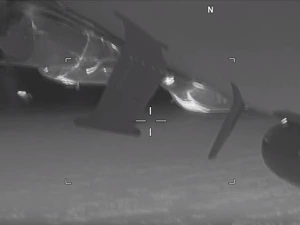 فيديو.. مقاتلة روسية تقترب بشكل خطر من طائرة أميركية