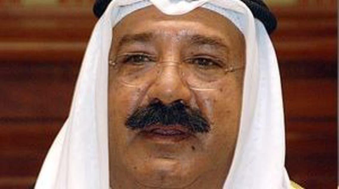 النائب الأول لرئیس مجلس الوزراء ووزیر الدفاع الشیخ ناصر صباح الأحمد الصباح