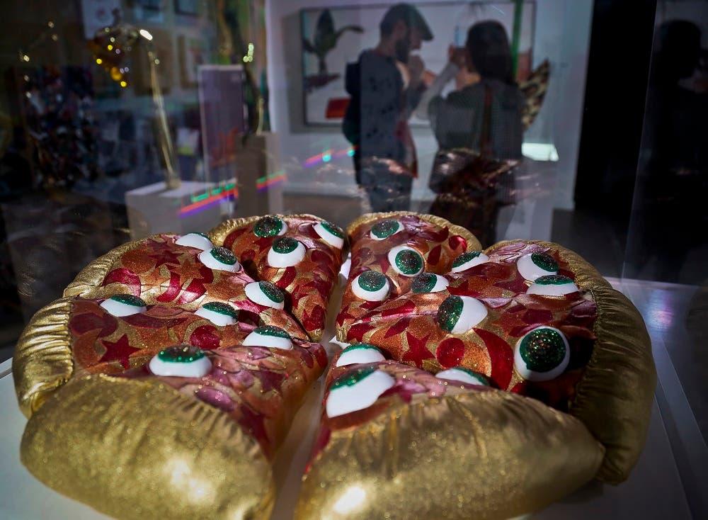 Pizza museum (AP)