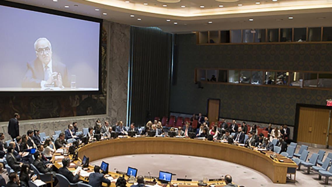 مجلس الأمن ليبيا