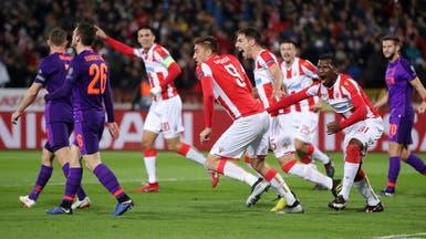 النجم الأحمر يقهر ليفربول ويعقّد حسابات المجموعة