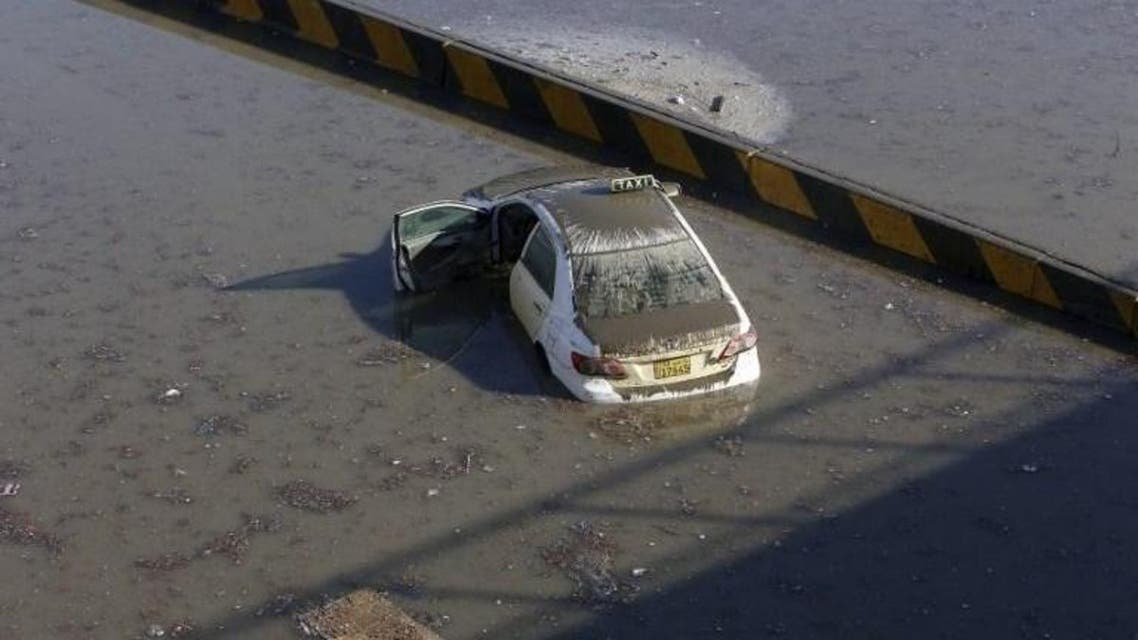 IN PICTURES: Kuwait schools, government offices closed due to heavy rains
