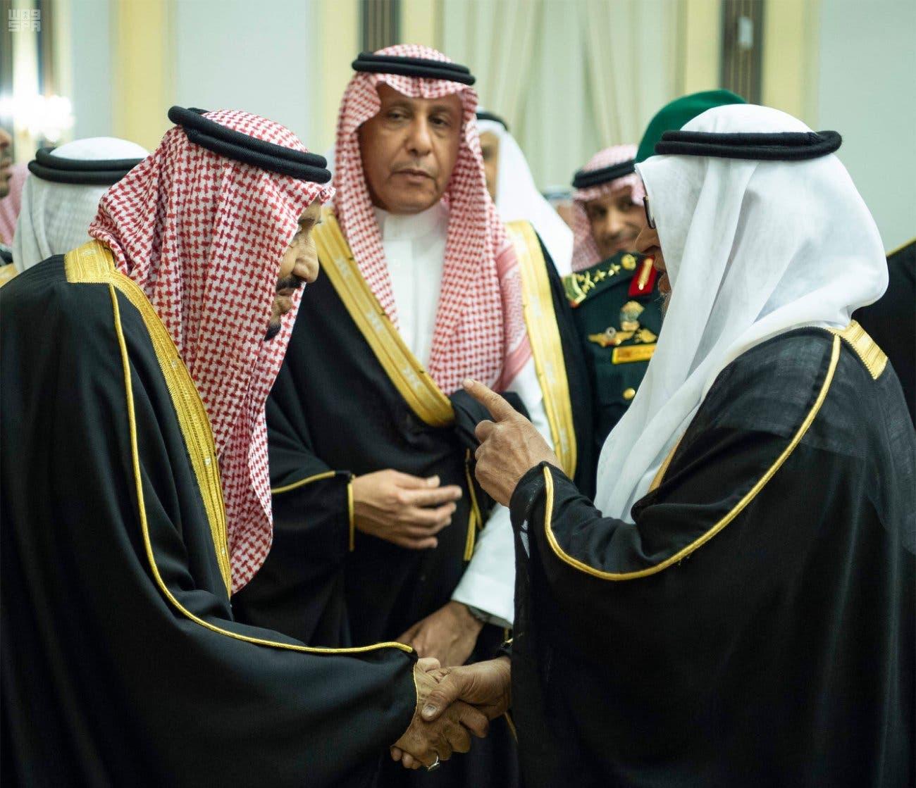 Saudi King Salman visits Qassim 4