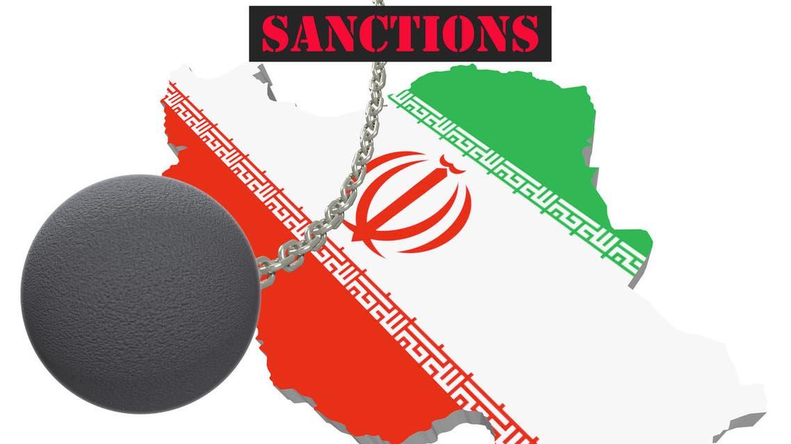 العقوبات ضد إيران