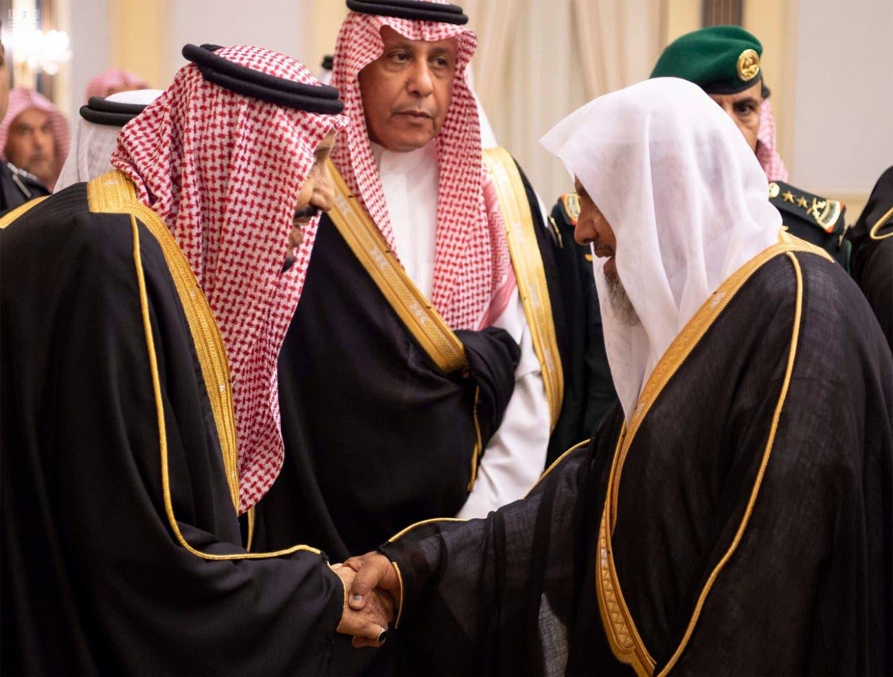 Saudi King Salman visits Qassim 3
