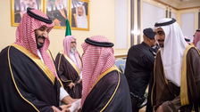 IN PICTURES: Saudi Crown Prince arrives in Qassim region