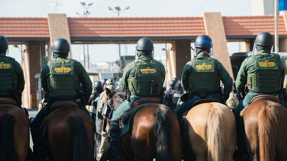 5 آلاف جندي أميركي ينتشرون قرب الحدود المكسيكية
