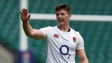 England flanker Curry out of November tests with ankle injury