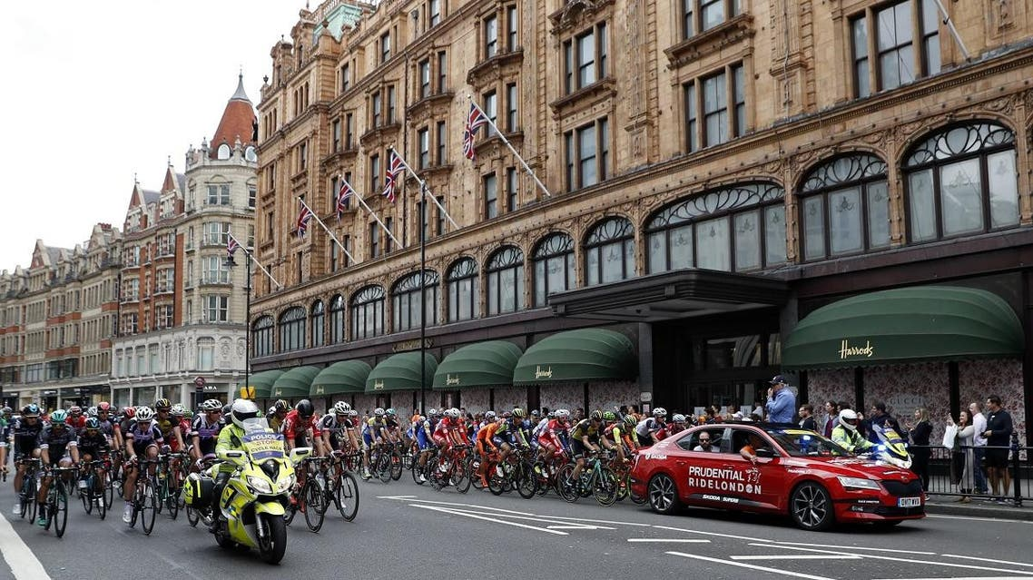 UK Harrods (AFP)