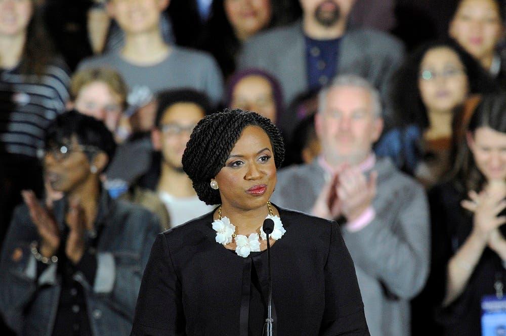 Ayanna Pressley (AFP)