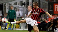 AC Milan defender Conti banned for insulting ref after youth team game